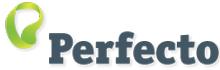 Logo of our partner Perfecto